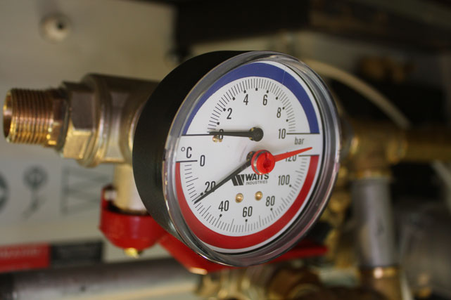 Что такое термоманометр?