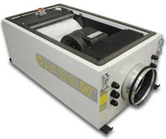 Приточные вентиляционные установки Колибри 500